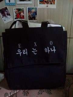 Tas Korea EXO Dan BTS (Bisa Request)