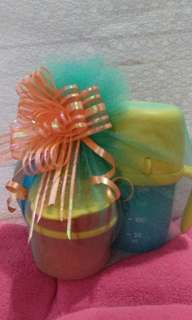 Tupperware baby gifts