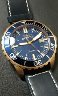 團購Invicta銅製潛水錶