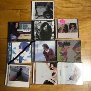 王菲 Faye Wong CD 自由出價