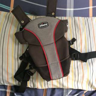 Chicco UltraSoft 2-Way Baby Carrier