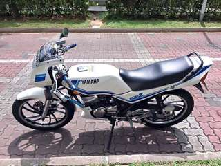 Rxz japan 5 speed