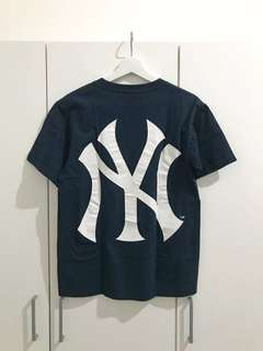 Supreme X Yankees T-shirt - RARE!!