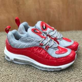 Ready stock I Nike airmax 98 red