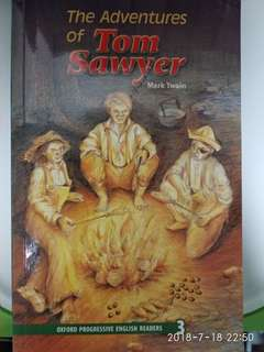 The adventure of Tom soywer