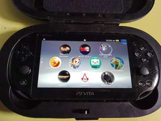 Looking | Buying for Ps vita Phat or Slim
