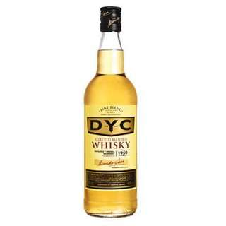 DYC Spanish Whisky 750ml