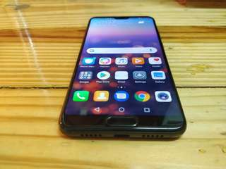 Huawei P20 128GB Midnight Black 4G LTE