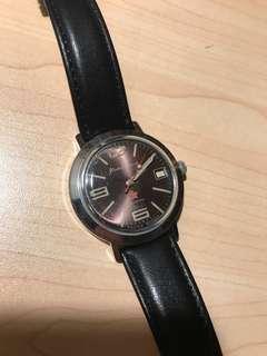 蘇聯 古董 機械錶 俄羅斯 vintage 舊裝 錶