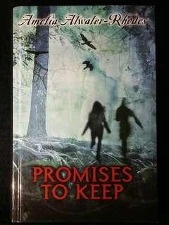 PROMISES TO KEEP NOVEL