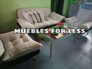 Modern Sala Set & Sofa Bed