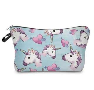 Unicorn Make Up Pouch