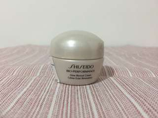 Shiseido - glow revival cream