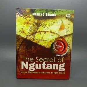 Buku THE SECRET OF NGUTANG