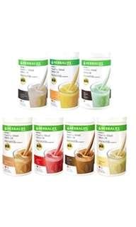 Herbalife康寶萊營養蛋白素(550克)100%正貨                                                                                      香港海關舉報熱線(24小時):2545 6182