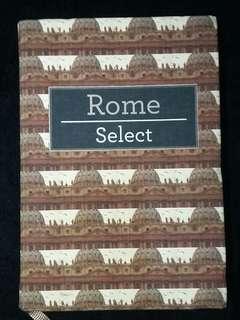 ROME & SAN FRANCISCO SELECT GUIDEBOOK