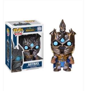 Funko POP! Arthas - World of Warcraft