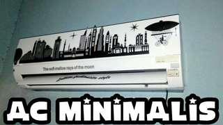 ac kipas minimalis murah meriah tampil keren
