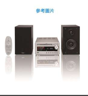 Teac TC-920N CD膽機音響組合 mini HiFi (全新未開箱)