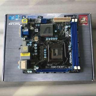 AsRock Z68M-ITX Motherboard