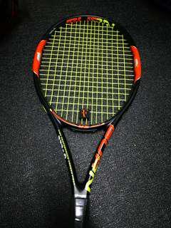 Wilson Burn 95 tennis racquet