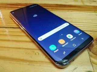 Samsung Galaxy S8 Duos 64GB Coral Blue 4G LTE