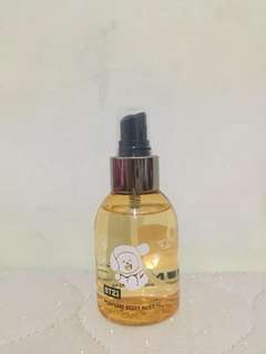 Bt21 chimmy body mist