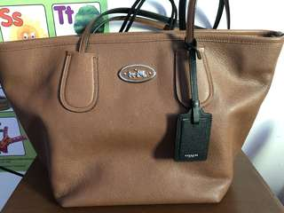 Rush!!Pre Loved Coach Tote