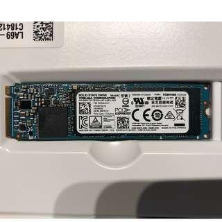 Toshiba XG3 1TB M.2 NVMe PCIe SSD