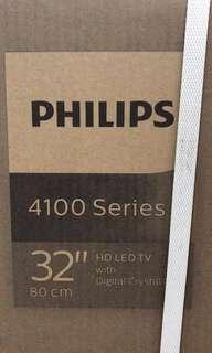 """Philips 4100 Series 32"""" TV"""