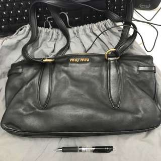 99% new Miu Miu Bag