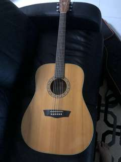 Washburn Acoustic Guitar WD7S