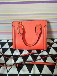 Sling bag charles n keith