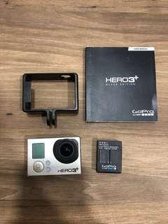GoPro Hero 3+ Black