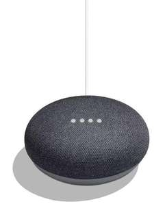 🚚 *NEW* Google Home Mini in charcoal *please read description*