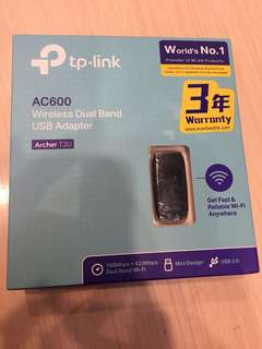 TP-LINK AC600 wireless Use adapter