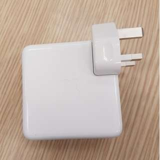 Genuine 61W USB-C Power Adapter (A1718)