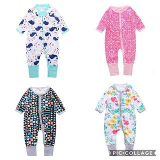🚚 Baby Jumpsuit with zipper - preorder