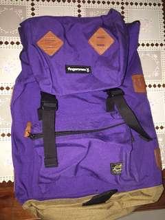 Fingercroxx 紫色背囊