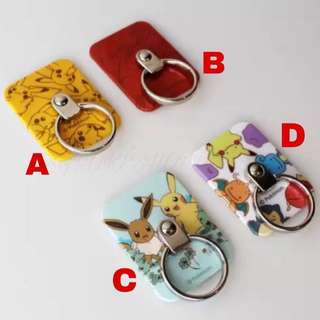 [PO] MULTI-RING PHONE HOLDER - POKEMON CENTER EXCLUSIVE