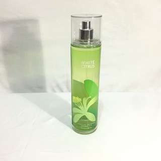 White Citrus Bath & Body Works Fragrance Mist
