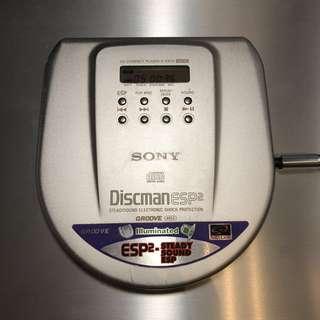 Sony Discman D E805