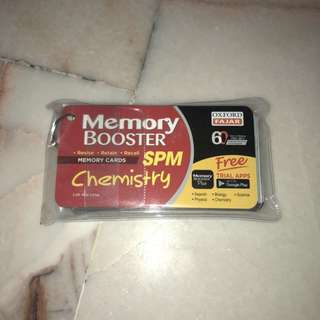 Chemistry Memory Booster For SPM