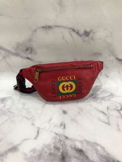 FAST SALE! AUTHENTIC GUCCI BUMBANG WAIST BAG