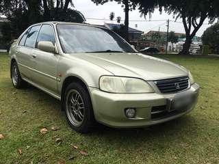 Honda City 1.5 Auto Type Z