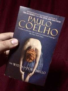 The Witch of Portobello by Paolo Coelho