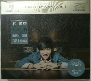 [Music Empire] 林俊杰 - 《飞云之下》新歌 + 精选 ‖ JJ Lin Greatest Hits Audiophile CD Album