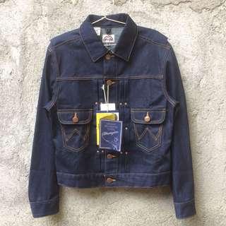 Trucker Jacket Jeans Wrangler Champion 11MJ