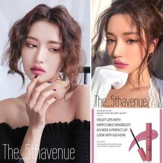 [Instock] 3CE Velvet Lip Tint - Go Now