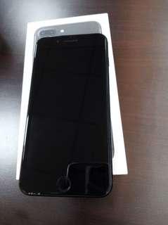 iPhone7 plus 128g霧黑 新竹可面交